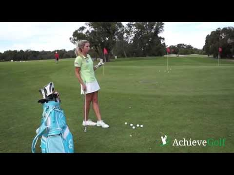 Simple Chipping Tips: Danielle Montgomery