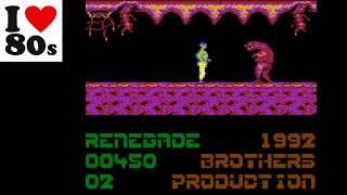 Renegade (Atari 400/800/XL/XE Emulated) by Giorvam
