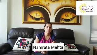 Namrata talks about Archana's yoga
