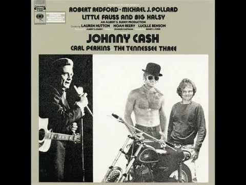 Johnny Cash - Ballad of Little Fauss and Big Halsy