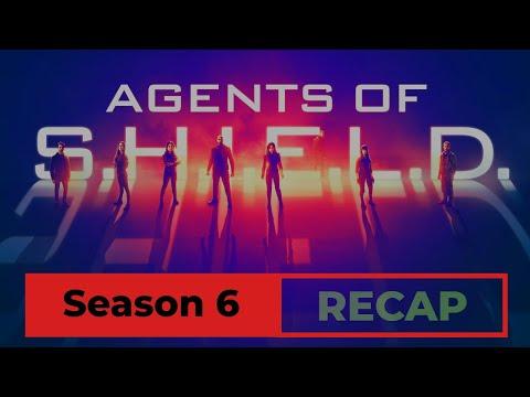 Agents of S.H.I.E.L.D Season 6 RECAP || Marvel || 2020