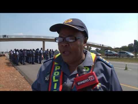 SAKHILE SITHOLE ANCHORING Zulu News @SowetoTVNews Izindaba