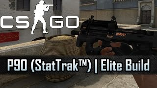 "► Counter-Strike: Global Offensive► Watch in 1080p► Playlist: http://bit.ly/1l4BDzhP90 (StatTrak™)  Elite BuildExterior: Factory NewTread softly Naomi...people in your line of work aren't known for their longevity - The Shield and The Serpent Part 2 The ""Falchion""-Collection_______________________________________Follow us on: Twitter: http://twitter.com/moebotzzFacebook: http://www.facebook.com/moebotzzGoogle+: http://bit.ly/1sAoeyx_________________________________________PC-Setup:CPU: Intel Core i5 4690 4x 3.50GHzRAM: HyperX Savage 8GBGPU: Inno3D GeForce GTX 970 iChill HerculeZ X4 Air BossSSD: Crucial MX100 512GBMotherboard: Asus H97 PlusRecording Tool: NVIDIA ShadowplayKeyboard: Logitech G510Mouse: Steelseries Sensei_________________________________________Music:""Faith (Original Mix)"" by ""Del & Rabae"" is licensed under a Creative Commons Licence.http://bit.ly/DelRabaeFaithhttps://youtu.be/zYcHr2Pxefs_________________________________________StatTrak™ P90  Элитное снаряжениеP90 (StatTrak™)  Porte de EliteStatTrak™ P90  菁英傑作P90 StatTrak™  Cuerpo de Élite"