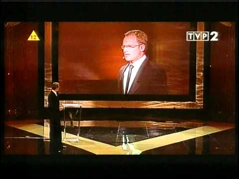 Maciej Stuhr - Wyłącza czy wyłancza? (z K. Jandą)
