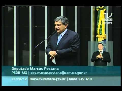 Parceria Público – Privada. Deputado Marcus Pestana