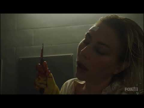 Allie is brutally stabbed - Wentworth Season 8 Episode 10