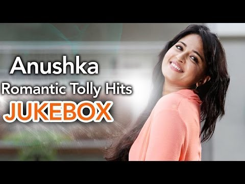 Anushka Romantic Tollywood Hit Songs    jukebox    Birthday Special