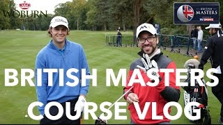 Corse United Kingdom  city photos gallery : BRITISH MASTERS COURSE VLOG with European Tour Star Peter Uihlein
