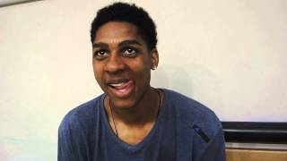 Devin Robinson Interview at the 2013 adidas EuroCamp