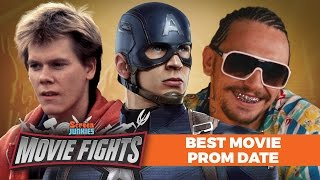 Best Movie Character Prom Date? - Movie Fights! by Screen Junkies