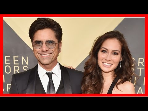 John Stamos Welcomes First Child — a Boy — With Wife Caitlin McHugh