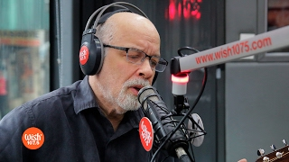 "Video Dan Hill performs ""Sometimes When We Touch"" LIVE on Wish 107.5 Bus MP3, 3GP, MP4, WEBM, AVI, FLV Januari 2018"
