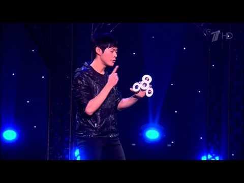 Очень красивое выступление (видео)