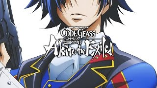 DX reviews Code Geass: Akito The Exiled, a spinoff in the Geass universe. How does this compare to Lelouch Of The Rebellion? Does Suzaku ruin this one too? Let's find out.Support DX on Patreon: https://www.patreon.com/DXFollow DX on Twitter: https://twitter.com/DXFromYT