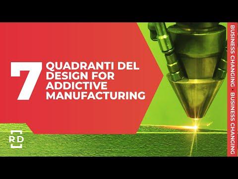Simone Ravaglia - 7 quadranti del Design for Additive Manufacturing - Rinascita Digitale DAY
