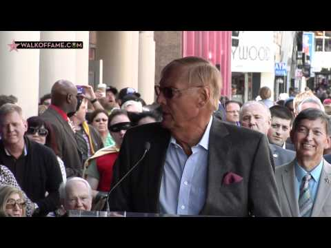 Adam West Walk of Fame Ceremony