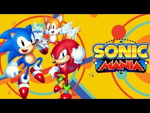 Sonic Mania (dunkview) - videogamedunkey