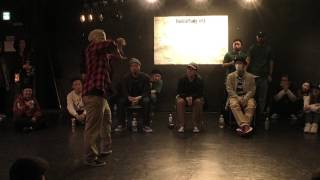 Eun-G vs MJ – funkin'lady vol.3 BEST8