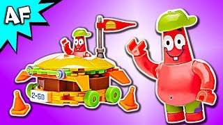 Now, with the Patty Wagon Racer by Mega Bloks SpongeBob SquarePants, you can build Bikini Bottom's fast and delicious racer, ...