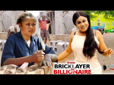 From Bricklayer To  Billionaire Season 5&6 - (New Movie) - Uju Okoli 2020 Latest Nigerian Movie