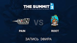 paiN vs ROOT, game 3