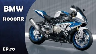 """More:https://goo.gl/pZPMm8"""" Click below to Subscribe for more video """" :https://goo.gl/aNL7McAudio:https://www.youtube.com/audiolibrary/musicBMW S1000RR Motorcycles Produced in 2009-present. The S1000RR was made to compete in the Superbike World Championship, and a limited number were sold to the public for homologation purposes. While BMW S1000RR  hasn't been a world-beater yet, riders have achieved up to third place (Troy Corser twice in 2010, and Leon Haslam twice in 2011) in individual WSBK rounds--which isn't bad. Won several best of 2010 awards. AND BMW S1000RR is street superbike racing in BMW Motorcycles series."""