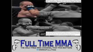 Full Time MMA is a free MMA community channel dedicated to providing entertaining audio content for MMA fans Thumbs Up ...
