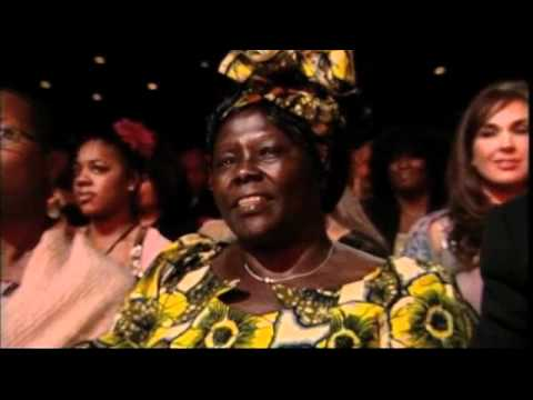 NAACP Chairman's Awards Wangari Maathai