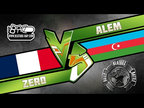 Alem VS Zer0 ★ Daily Beatbox Battle ★ 1.2.2017