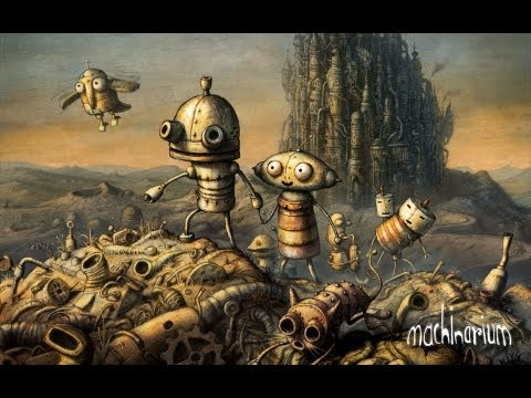 Video of Machinarium