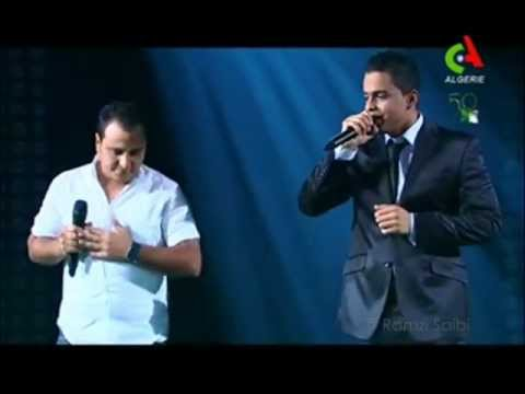 """Najim & Anouar interprètent """"Ya rayah"""" sur le plateau de """"ZAHWA"""" (2012)"""