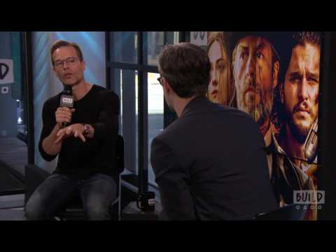 "Guy Pearce Discusses His Film, ""Brimstone"""
