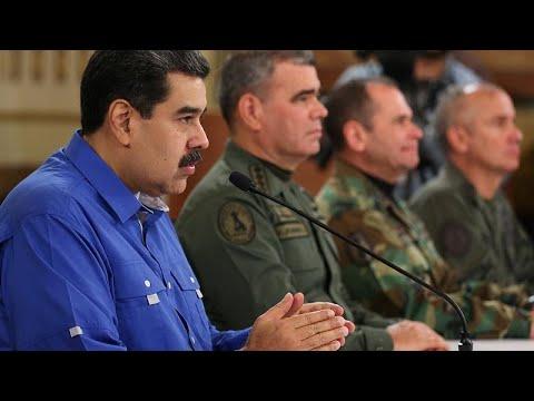 Venezuela: Die Armee steht im Mittelpunkt des Machtkamp ...