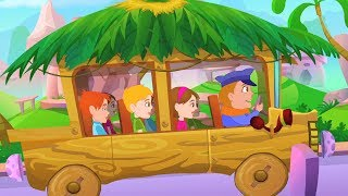 The wheels on the bus is a super fun nursery rhyme which we know that all you little toddlers will enjoy. So sing along.KIDS FIRST - Kids Videos & Nursery Rhymes  Free App Download: http://m.onelink.me/1e8f6c16VISIT OUR OFFICIAL WEBSITE : https://www.uspstudios.co/WATCH KIDS TV VIDEOS ON OUR WEBSITE :https://www.uspstudios.co/creation/ch...============================================Music and Lyrics: Copyright USP Studios™Video: Copyright USP Studios™============================================