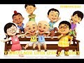 Download Lagu Video For Kids - Video Anak - Sing along Lagu Upin Ipin 60 Menit Compilation Mp3 Free