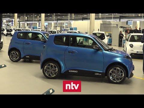 E-Go läutet die Auslieferung für seinen E-Kleinwagen ein | n-tv