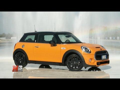 4K NEW MINI COOPER S 2014 - GO KART FEELING - TEST DRIVE (видео)