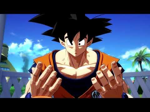 Dragon Ball FighterZ - Premier trailer consacré au mode histoire de Dragon Ball FighterZ