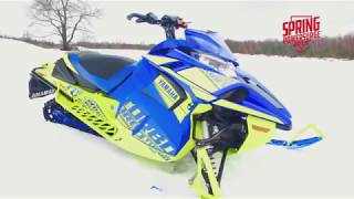 10. Yamaha 2019 Snowmobile
