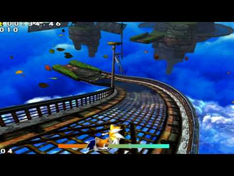 Sonic Adventure HD screenshots trailer