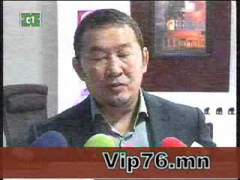 """С1 телевизийн """"Мэдээллийн хөтөлбөр"""" /Х.Баттулга гишүүн/"""
