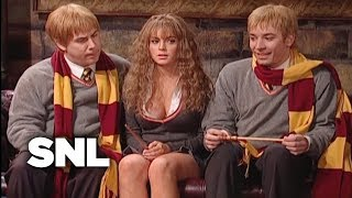 Video Harry Potter: Hermione Growth Spurt - SNL MP3, 3GP, MP4, WEBM, AVI, FLV September 2018