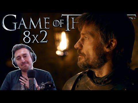 "Game of Thrones Season 8 Episode 2 REACTION ""A Knight of the Seven Kingdoms"""