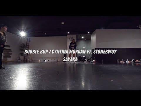 """$ayaka""""Bubble Bup/Cynthia Morgan ft.Stonebwoy""""@En Dance Studio SHIBUYA"""
