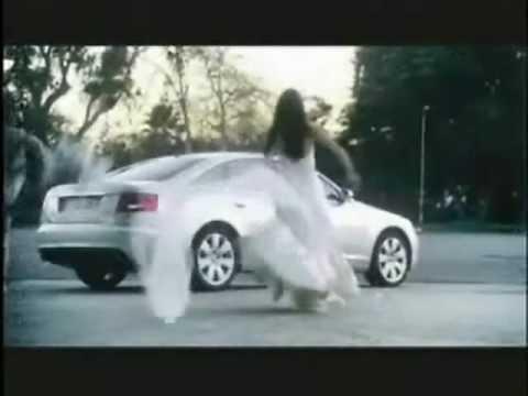 Audi A6 (C6) Dustin Hoffman Commercial 30s