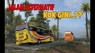 Video PANTURA MACET LEWAT JALAN ALTERNATIF YANG TIDAK LAYAK!!! | ets2 Mod Indonesia MP3, 3GP, MP4, WEBM, AVI, FLV September 2018