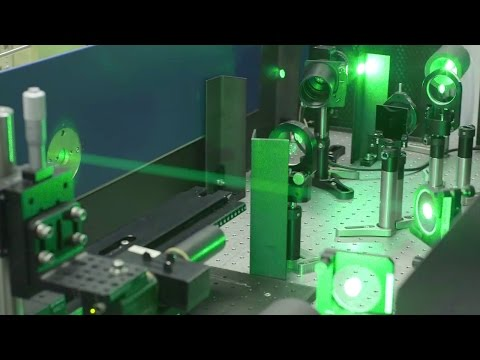 2 Joule Diode Pumped Laser