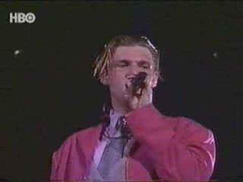 Backstreet Boys - Show me the meaning (en vivo)