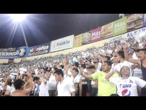 Ultra Blanca - Vengo del Barrio de los Albos - La Ultra Blanca y Barra Brava 96 - Alianza