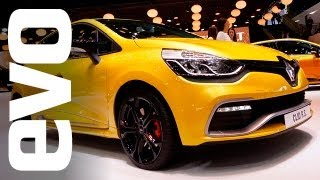 Renault Clio RS 200: Geneva 2013 | evo MOTOR SHOWS